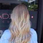 Hair Extensions salon Sydney Blonde 3