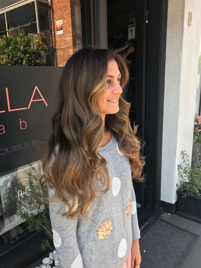 Babylights Hair Beautiful Babylights Sydney Adilla Colab Hair Salon
