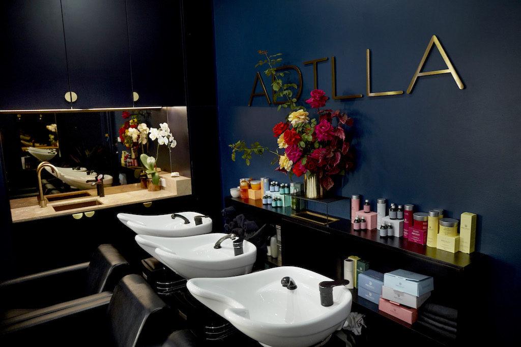 hair salon double bay