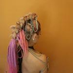 hair accessories coachella adilla frankie flanagan