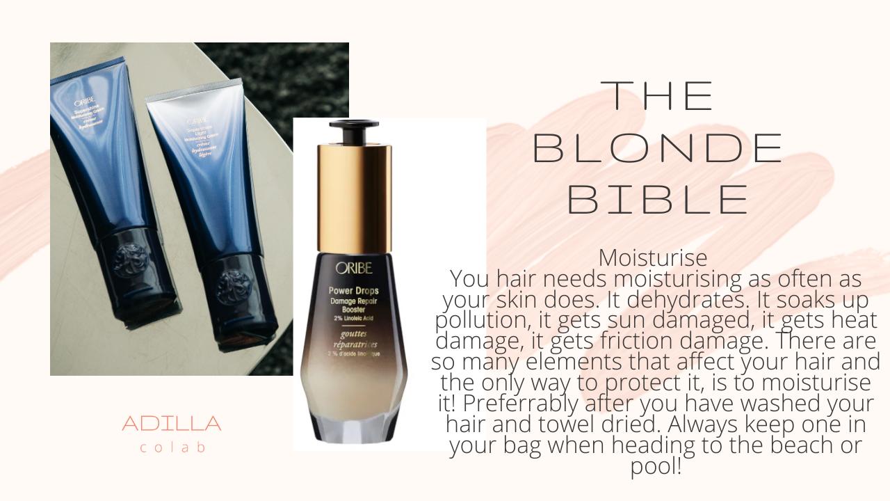 best treatments for summer hair keeping hair healthy